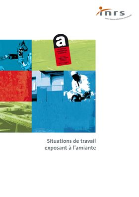 Situations de travail exposant à l'amiante