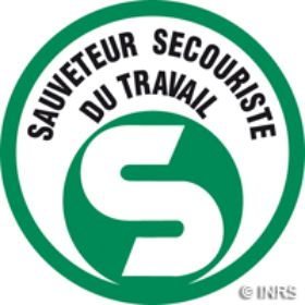 Logo INRS pour les formations Sauvetage secourisme du travail