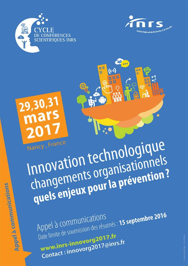 Appel à communication - Innovation technologique 2017
