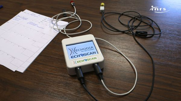 Echoscan Audio, outil de diagnostic auditif