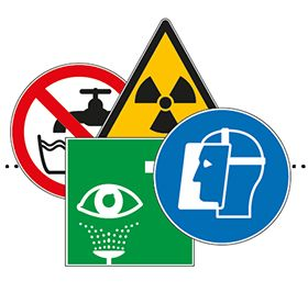 Nouveau Pictogrammes de signalisation de santé et de sécurité au travail ZL-71