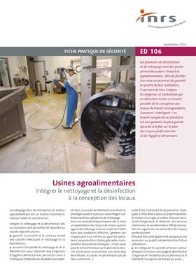 Usines agroalimentaires