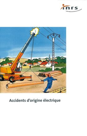 Accidents d'origine électrique