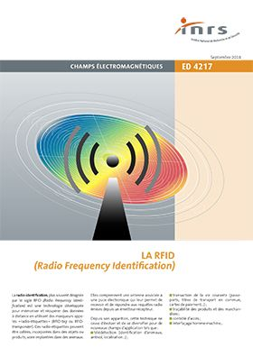 La RFID (radio frequency identification)