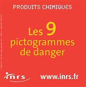 les 9 nouveaux pictogrammes de danger en pdf