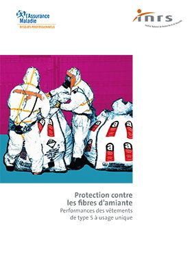Protection contre les fibres d'amiante