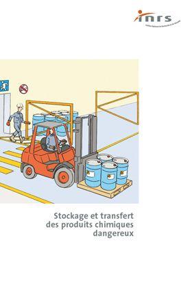 Stockage et transfert des produits chimiques dangereux dossier inrs