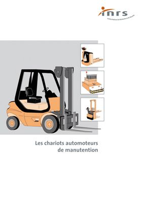 Les chariots automoteurs de manutention