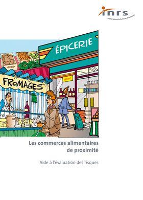 Les Commerces Alimentaires De Proximite Brochure Inrs