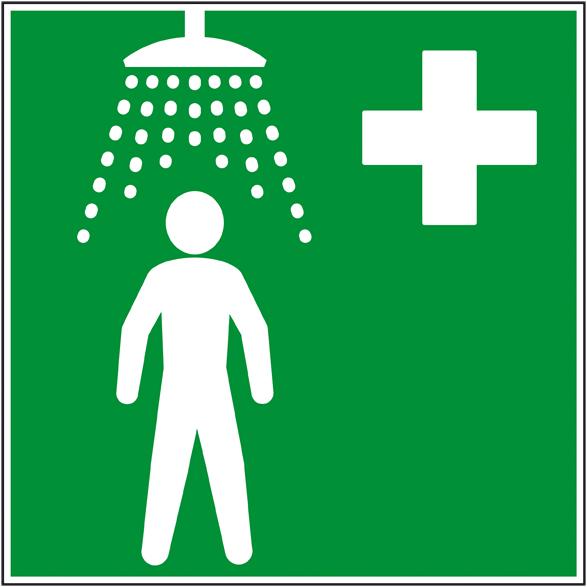 Organisation des secours ce qu 39 il faut retenir d marches de pr vention inrs - Reglementation douche de securite ...