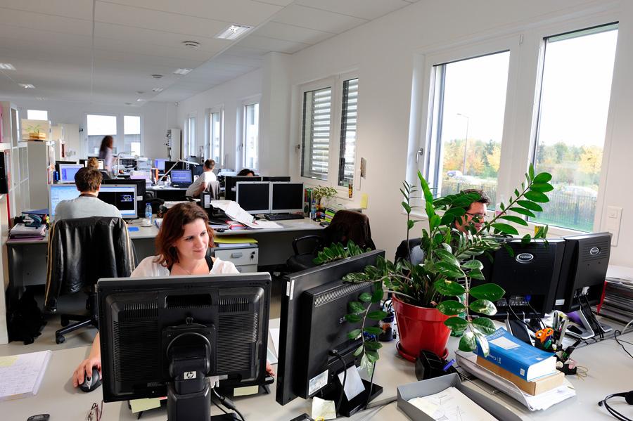 Questionnaire gabo gêne acoustique dans les bureaux ouverts