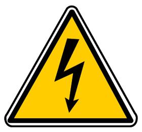 Risques lectriques pr vention du risque lectrique for Dangers de l electricite