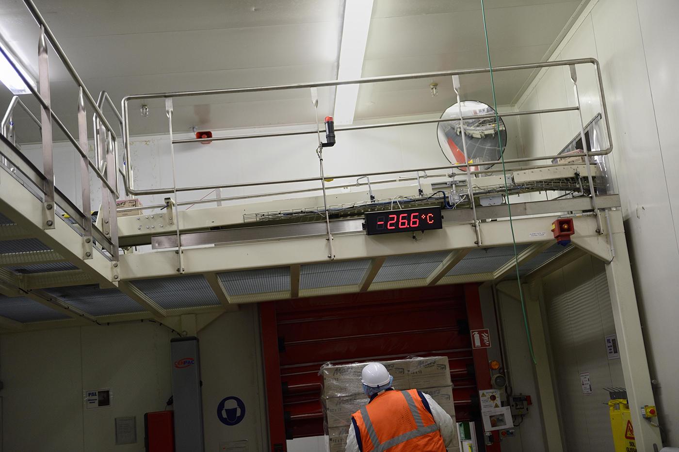 Travail au froid pr venir les risques risques inrs - Temperature dans une chambre ...